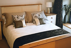 Golden Hind self catering holiday apartment